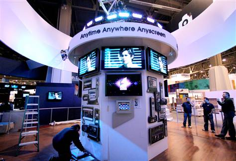 CES 2012 Will Go Green