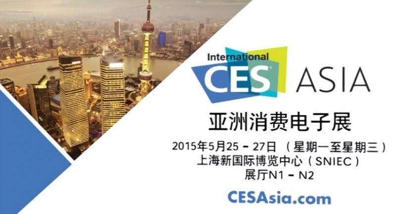 CES Heads to Asia