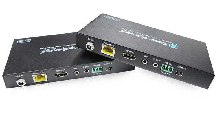 Comprehensive Intros 4K 18G HDBaseT Extender