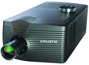 Industrys First 4K 3-chip DLP Projector at 60 Hz