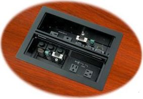 Extron Cable Cubby Series/2 Enclosures and Power Modules Now Shipping
