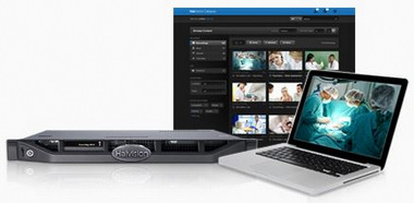 Haivision Demos Calypso Media Capture & Management