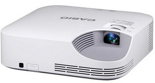 Casio's Latest Generation XJ-V1 Projector