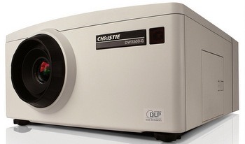 Three Upgraded Christie G Series Projectors at ISE