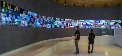 Global Video Wall Market Posts 25% YoY Growth