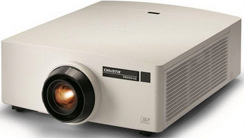Christie GS: A Series of Laser Phosphor Projectors