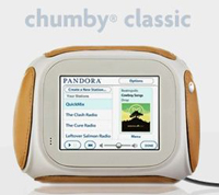 Chumby INSIDE:  Power for Tablets, TVs