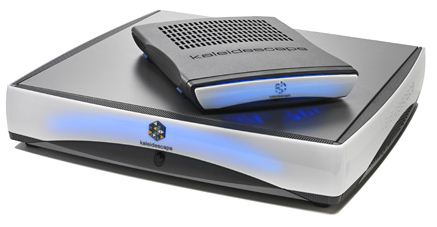 Kaleidescape's Cinema One, an Out-of-the-Box DVD Movie Server