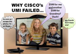 Cisco umi fail