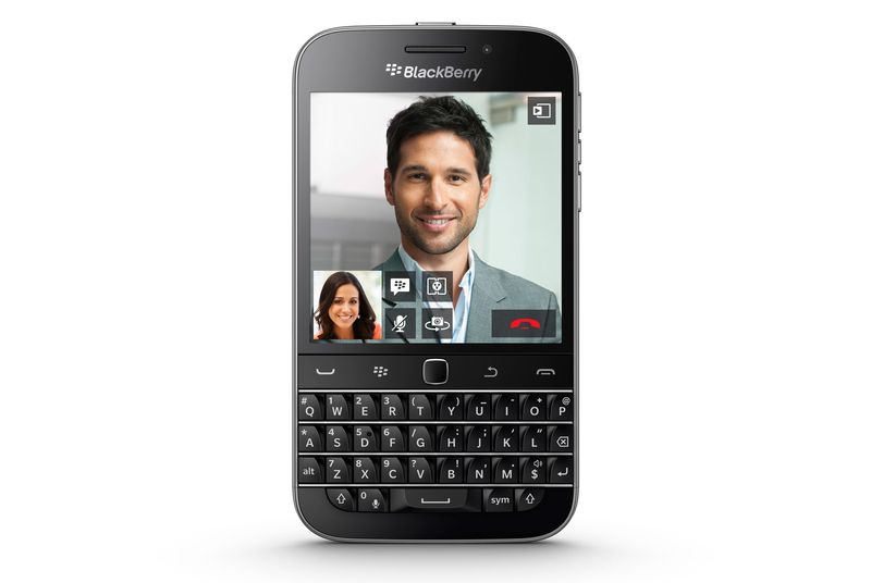 BlackBerry Goes Classic