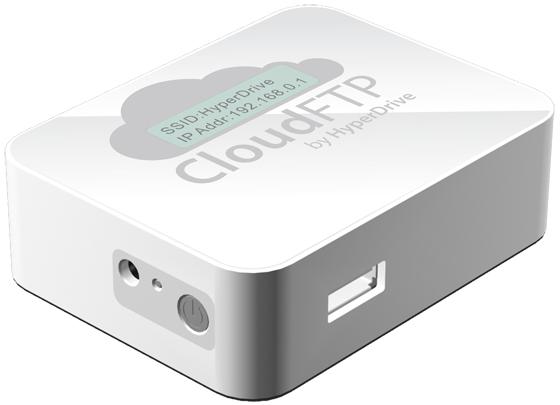 Adding Wifi to USB Storage
