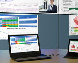 VuWall Launches CoScape, Wireless Presentation System