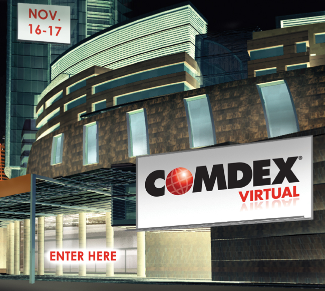 COMDEX is Back - Virtually