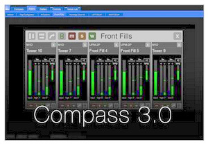 Meyer Sound Releases Compass 3.0