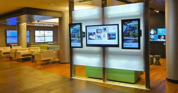 Rising Adoption of Digital Signage in Corporate Spaces
