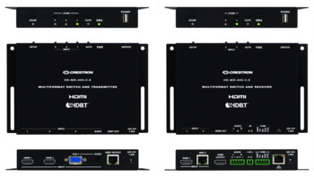 Crestron Ships Huddle Room Package
