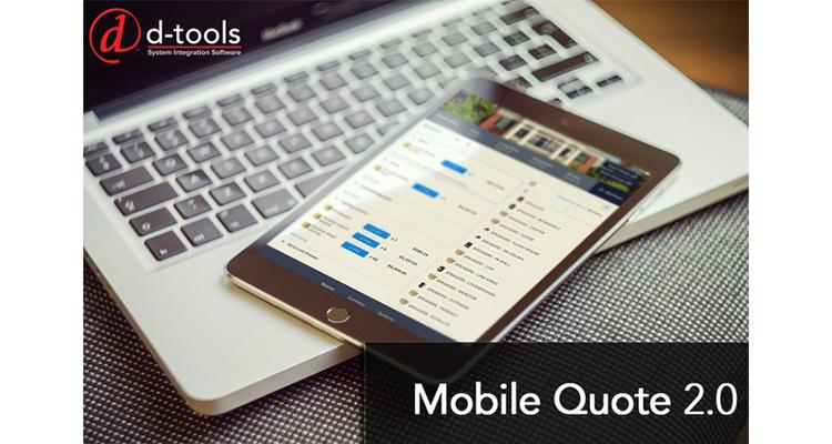 D-Tools app