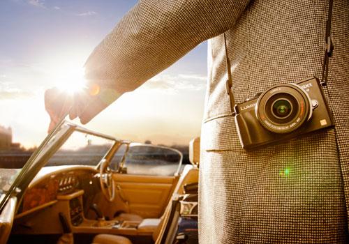 GfK: Innovation Critical for Digital Camera Growth