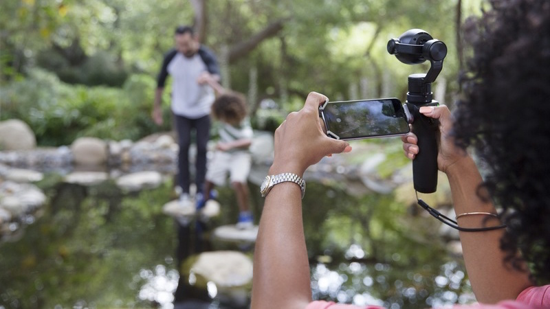 DJI Intros Osmo+ Smartphone-Connected Steadicam