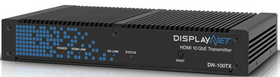 DVIGear Launches DisplayNet AV-Over-10GbE Platform