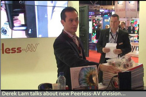 Peerless-AV Launches Technology Division