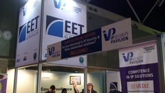 EET's Safevision at ISE for First Time