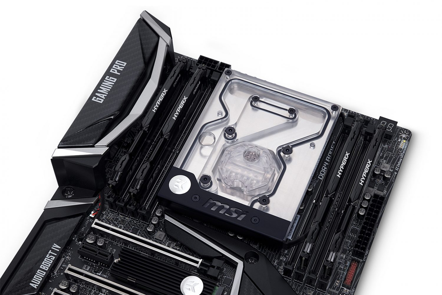RGB Monoblocks for MSI X299 Motherboards