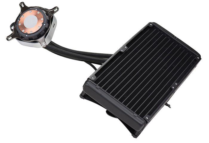 EVGA Intros CLS 120, 280 Closed Loop Coolers