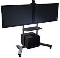 Edbak's New XL and Multiple Screen Trolleys