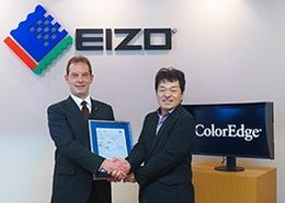 First Manufacturer to Obtain TÜV Color Accuracy Certification