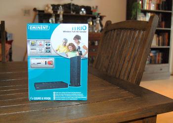 Eminent iTRIO for Wireless HD TV
