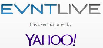 Yahoo Acquires Evntlive, Live Concert Streaming Platform