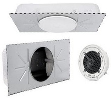 Extron Ships 2-Way SpeedMount Ceiling Speaker System