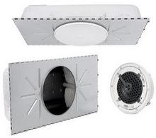 Extron Ships 2-Way SpeedMount Ceiling Speaker System