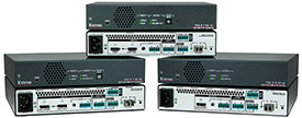Extron: Next Gen Fiber Optic Extenders for 4K Resolution