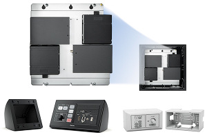 Extron Introduces New Architectural Mounting Solutions