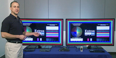 Extron Video: Benefits of 4:4:4 Signal Processing