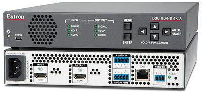 Extron Expands DSC HD-HD 4K Scaler Line with Economical 4K/30 Model