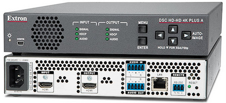 Industry's First 4K/60 @ 4:4:4 HDMI Scalers