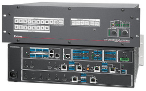 Extron Ships DTP CrossPoint 86 4K Scaling Matrix Switcher
