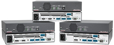 Extron Next Gen Fiber Optic Extenders for 4K Resolutions