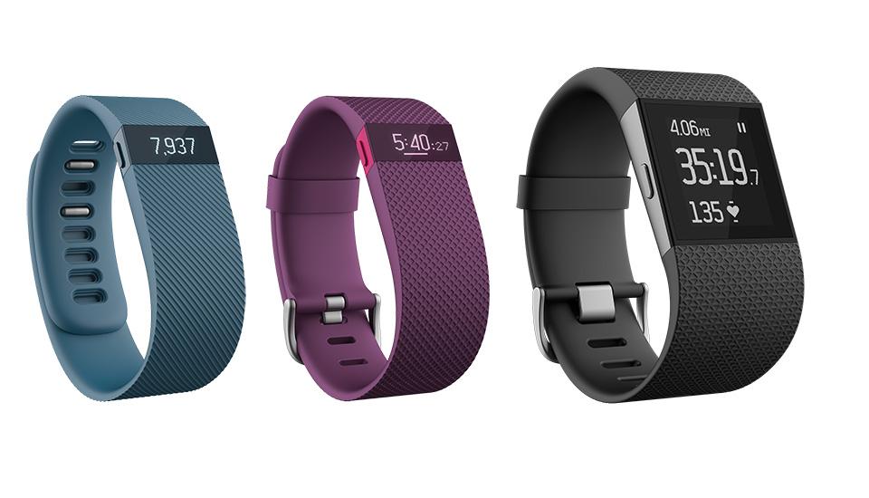Fitbit Intros