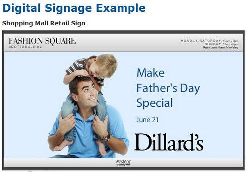 Flypaper and Digital Signage