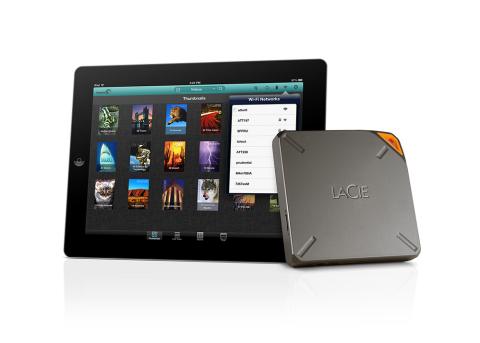 LaCie Fuels Mobile Storage