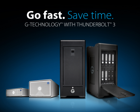 WD G-Technology