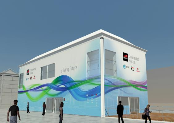 Mobile World Congress Houses