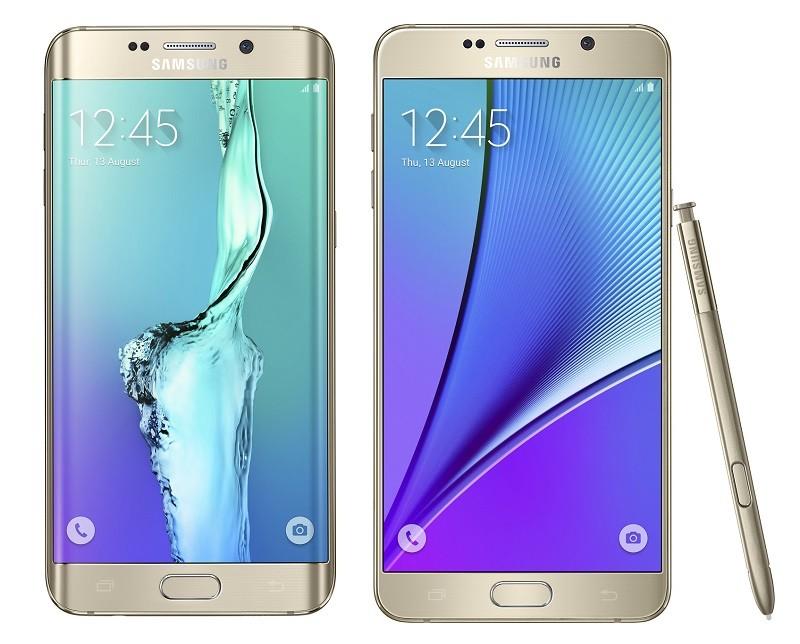Samsung Intros Galaxy S6 edge+, Note5, Gear S2