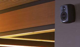 Genelec's Latest 4000 Series Loudspeakers at ISE