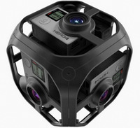 Go Pro Begins Sales of Omni 360 Video Capture System