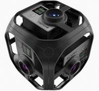 Go Pro Begins Sales of Omni 360 Video Capture System